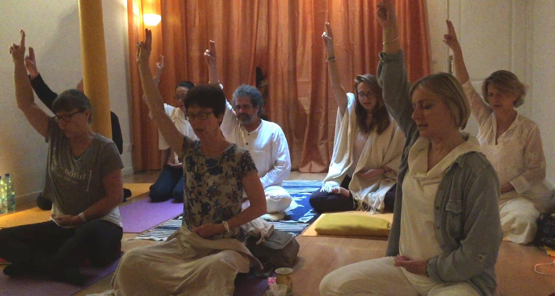 Cours découverte du Yoga tibétain et inscriptions