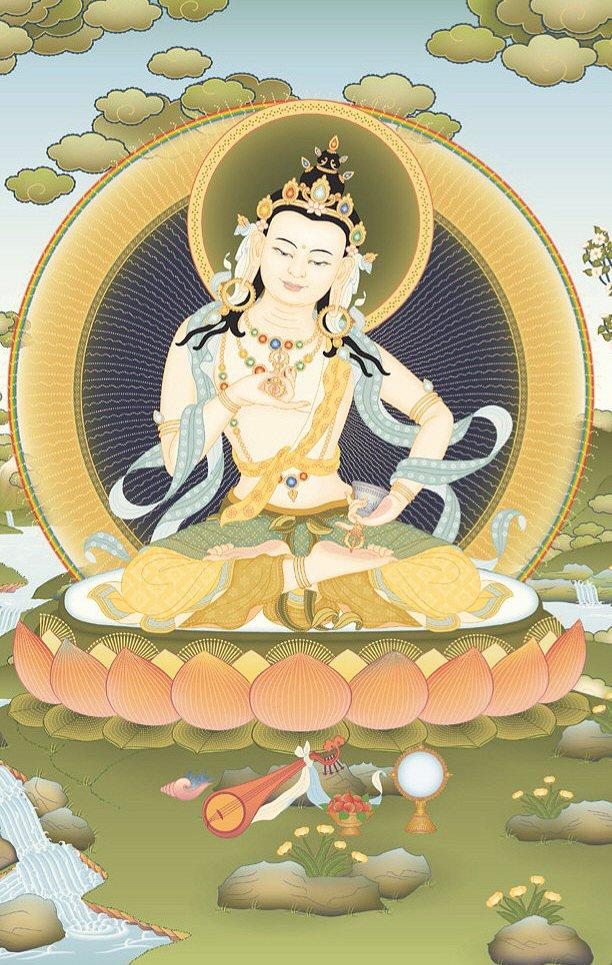 Conseils pour l'accumulation des 100.000 Vajrasattva