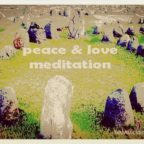 Peace & Love Meditation - collecte de vêtements