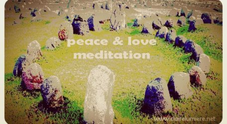 Peace & Love Meditation – collecte alimentaire