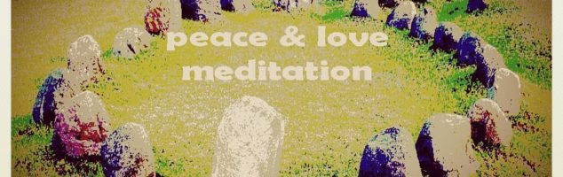 Peace & Love Meditation – collecte de vêtements