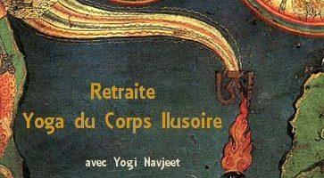 Retraite Yoga du Corps Illusoire