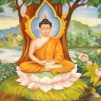 Bouddha, Père de la physique quantique